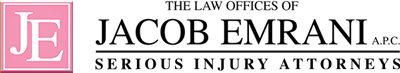 The Law Offices of Jacob Emrani | CallJacob.com Logo