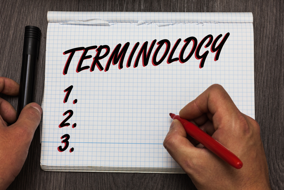terminology-notebook