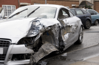 car accident side collision