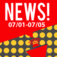 This Week In The News July 1st to July 5th 2019