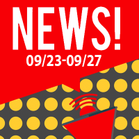 This Week In The News September 23rd to September 27th 2019