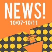 This Week In The News October 7th to October 11th 2019