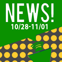 This Week In The News October 28th to November 1st 2019