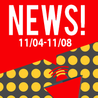 This Week In The News November 4th to November 8th 2019