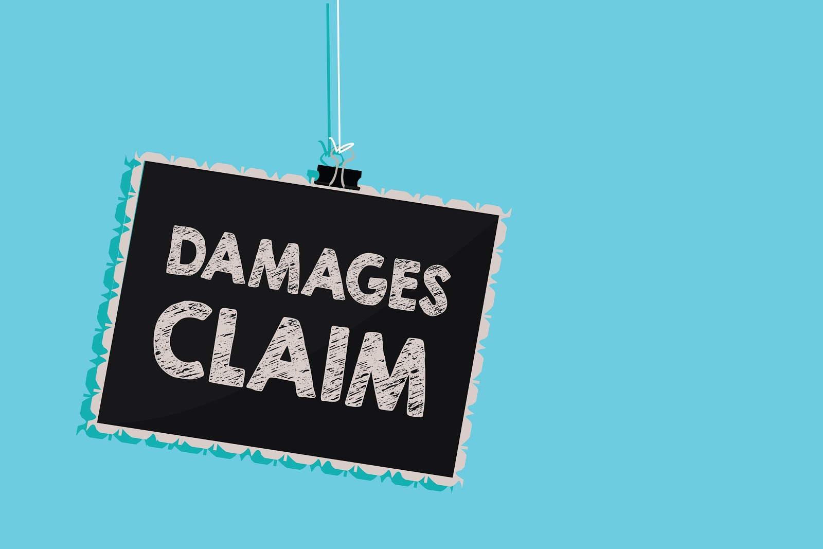 economic vs noneconomic damages claim graphic