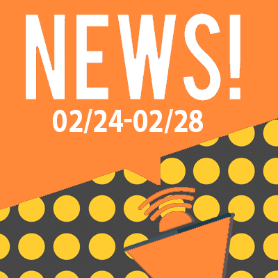 This Week In The News February 24th to February 28th 2020