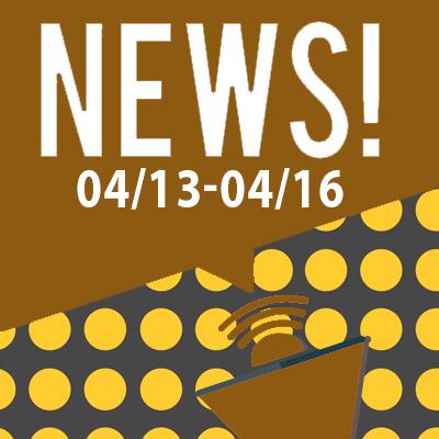 Weekly News Rewind April 13th - April 17th