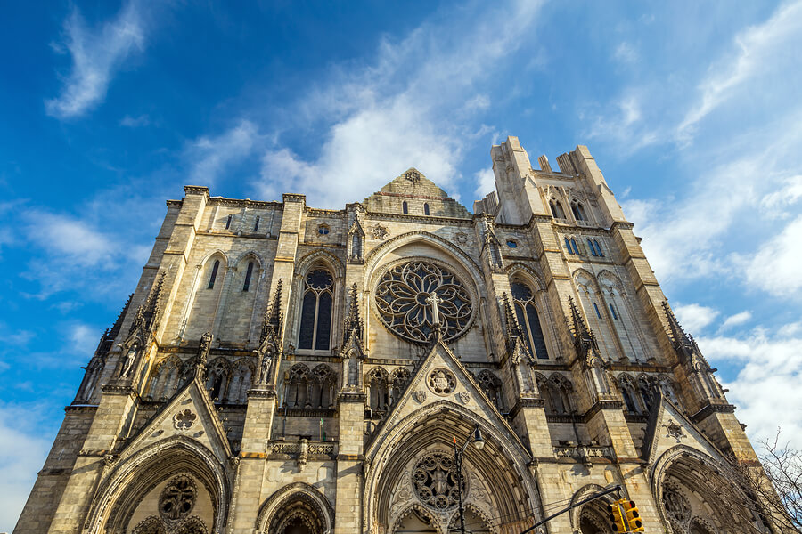 Cathedral-Of-St-John-The-Divine-New-York