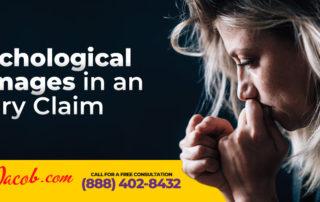 psychological damages