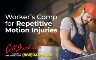 workers comp for repetitive motion injuries