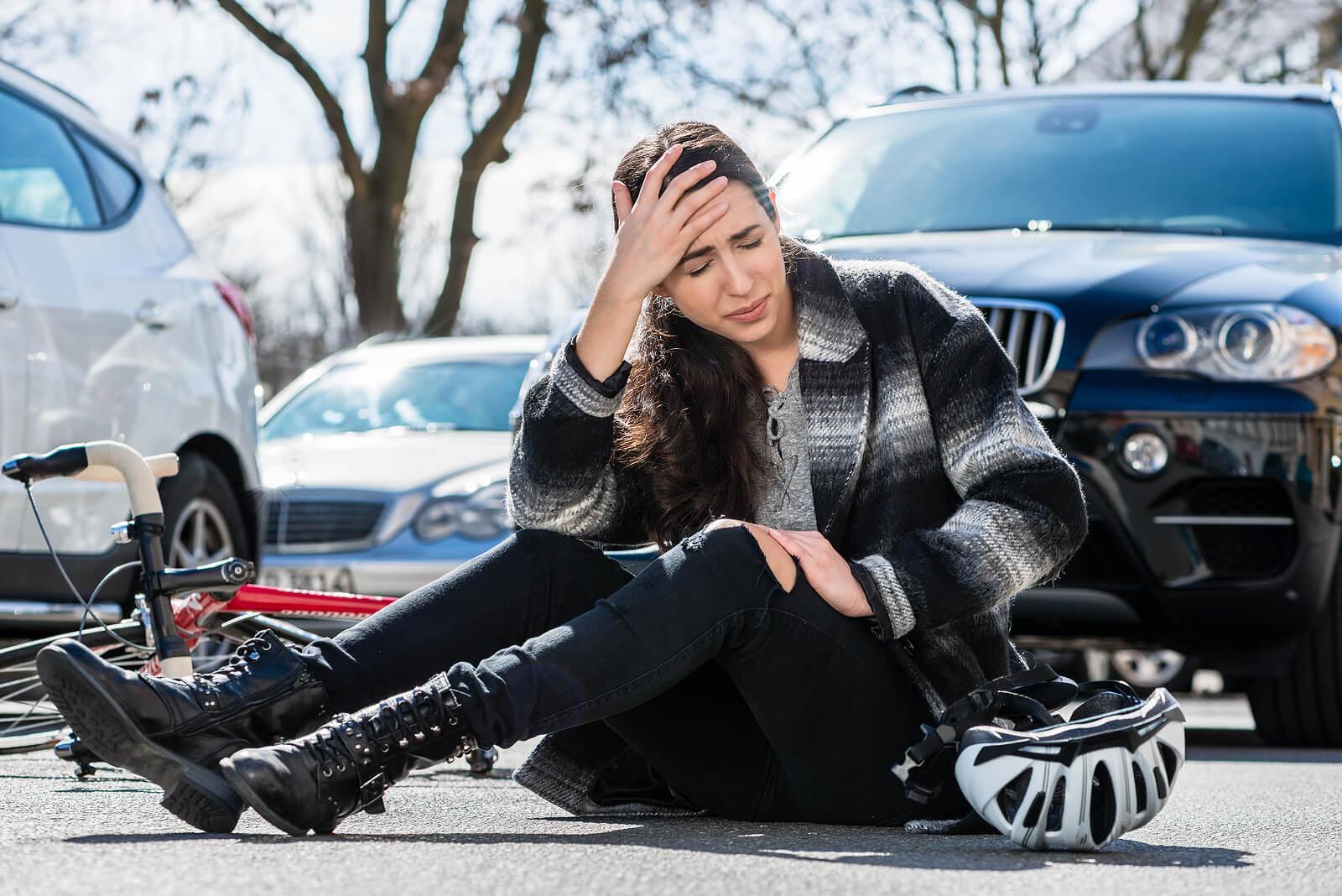Bike Share Accident California