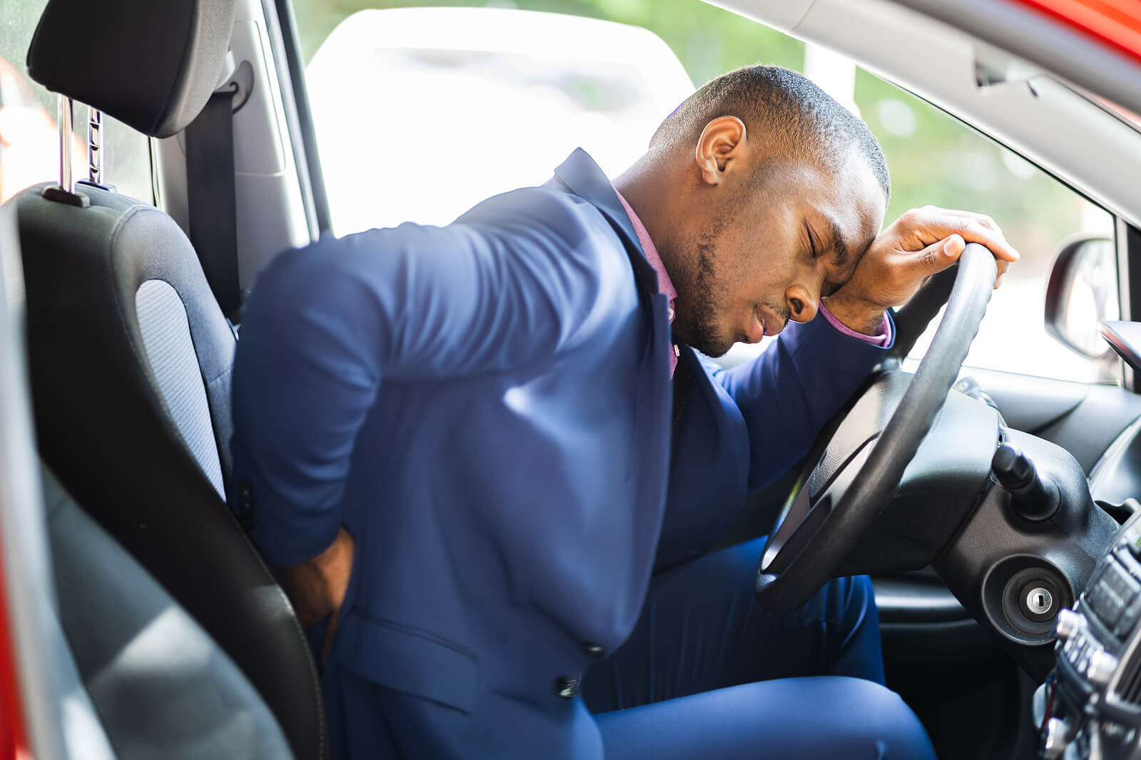 Who Is Liable Company Car Accident